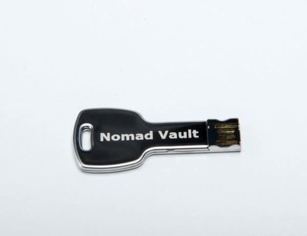 Nomad Vault, le stockage sécurisé de MDK Solutions