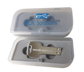 Nomad Vault, MDK Solutions's secure storage