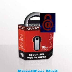 Illustration du produit KryptKey Mail